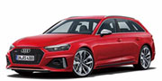 RS4アバント (RS4 ライバル車)