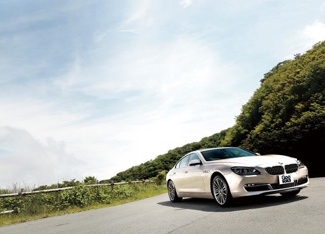 BMW bmw 6シリーズグランクーペ試乗 : gooworld.jp